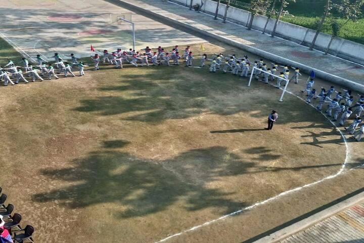 Santosh International School- Play ground
