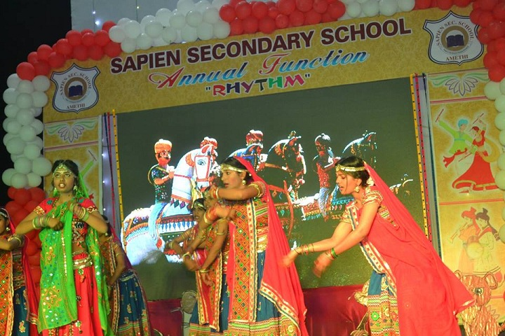 Sapien School-Annual Function