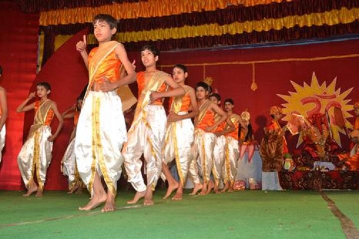SARASWATI BAL MANDIR-Dance
