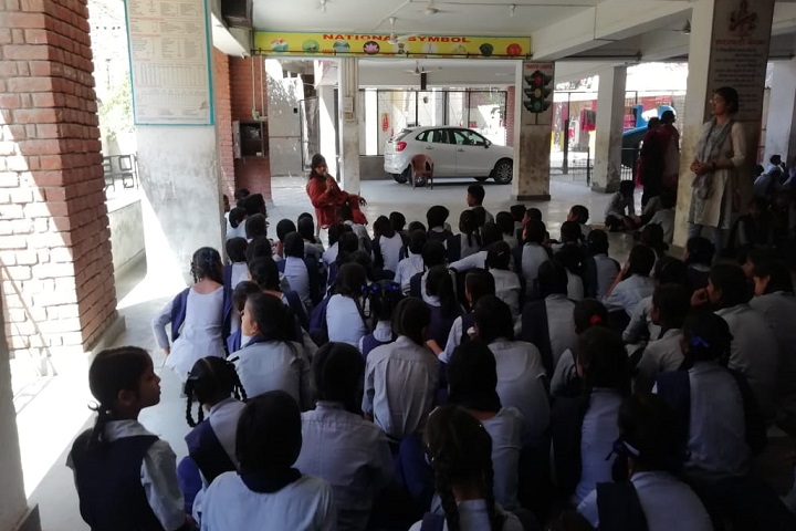 Government High School -Students meeting