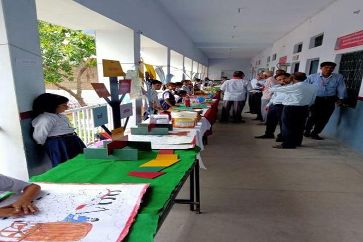 Saraswati Vidya Mandir-Art Exhibition