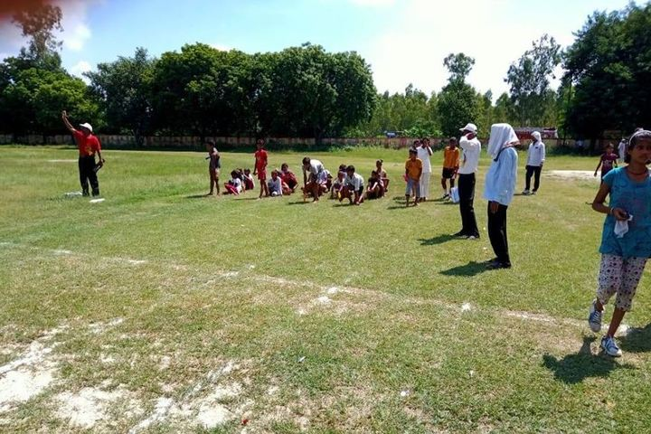 Saraswati Vidya Mandir-Playground