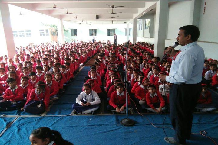 Saraswati Vidya Mandir-Workshop