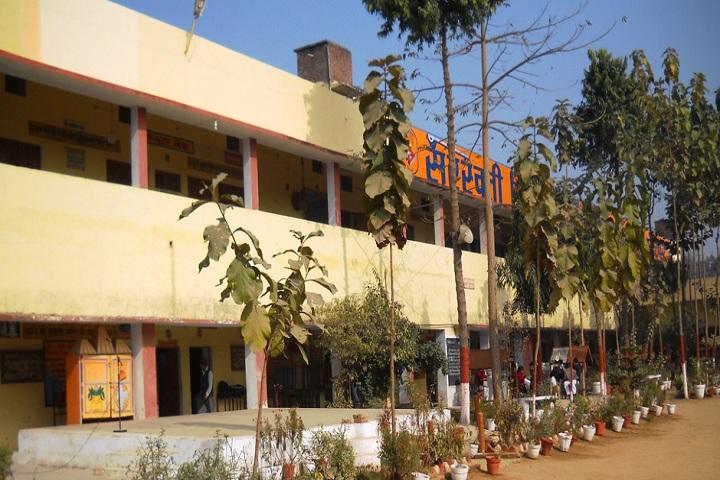 Saraswati Vidya Mandir-School Building