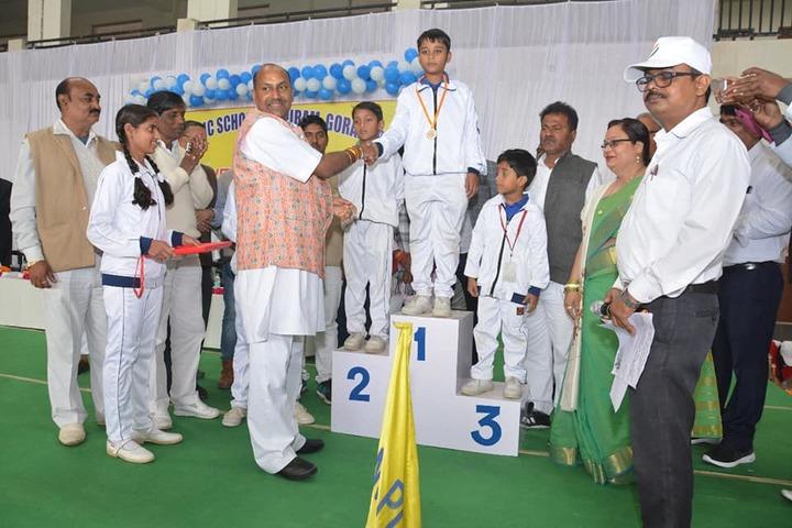 Saraswati Vidya Mandir Public School-Achievement