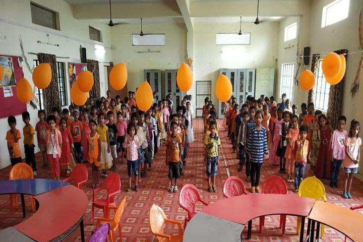 Saraswati Vidya Mandir Public School-Activity