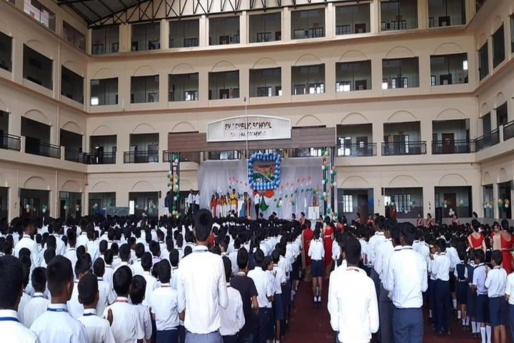 Saraswati Vidya Mandir Public School-Assembly