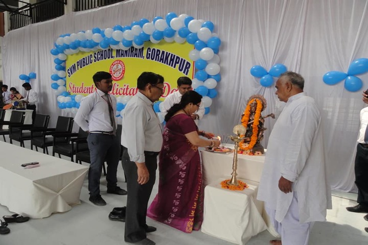 Saraswati Vidya Mandir Public School-Cultural Activity