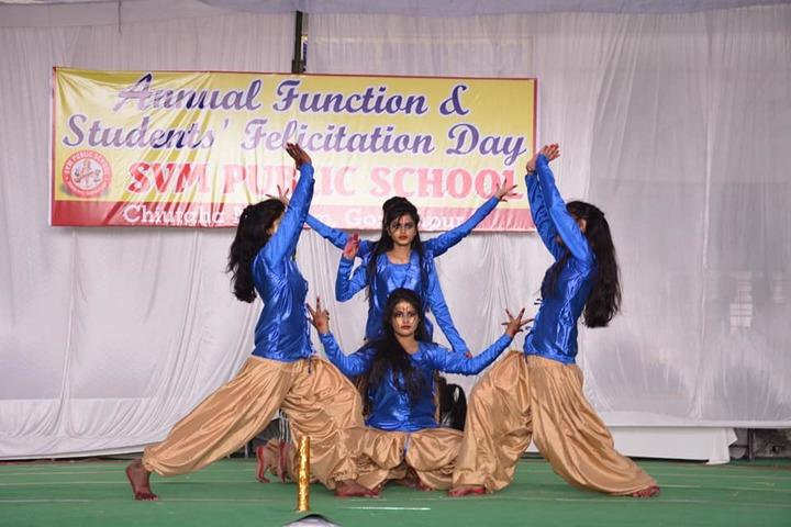 Saraswati Vidya Mandir Public School-Dance Performance