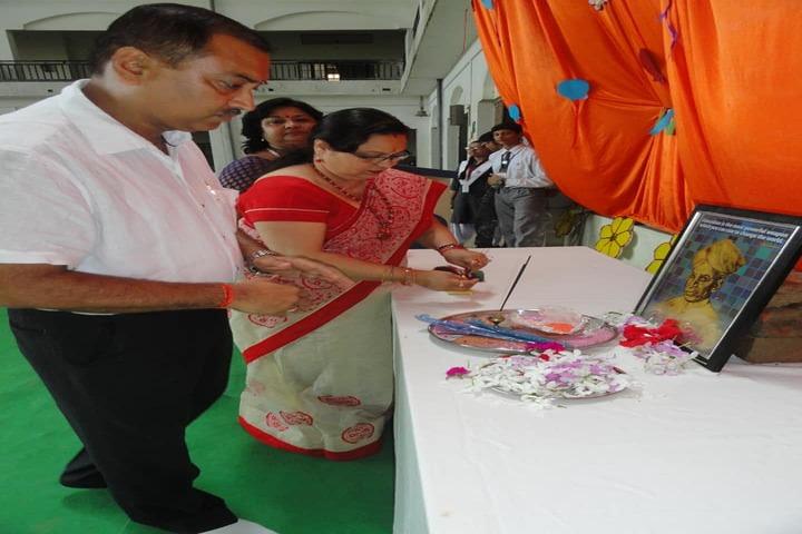 Saraswati Vidya Mandir Public School-Foundation Day