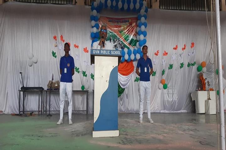 Saraswati Vidya Mandir Public School-Independence Day