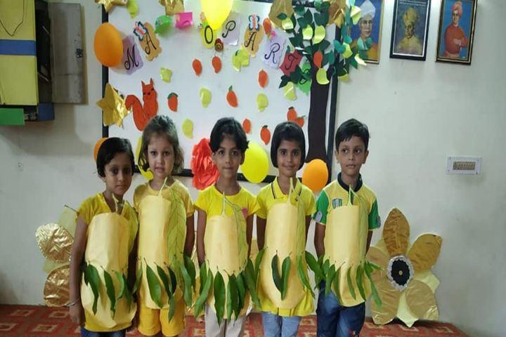 Saraswati Vidya Mandir Public School-Kids Fest