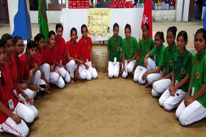 Saraswati Vidya Mandir Public School-Sports Day