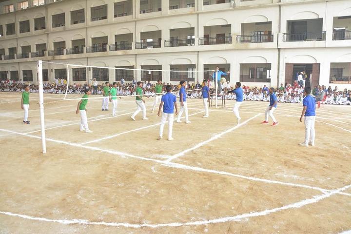 Saraswati Vidya Mandir Public School-Sports