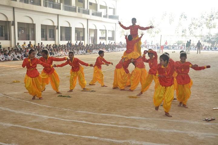 Saraswati Vidya Mandir Public School-Taekwondo