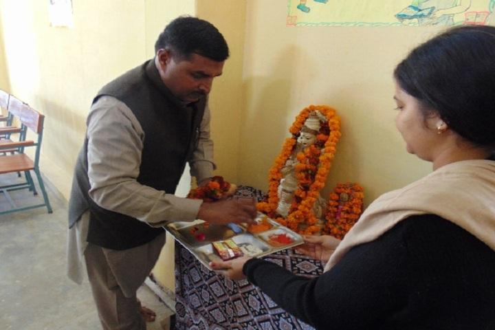 Saraswati Vidya Mandir-Festival Celebration