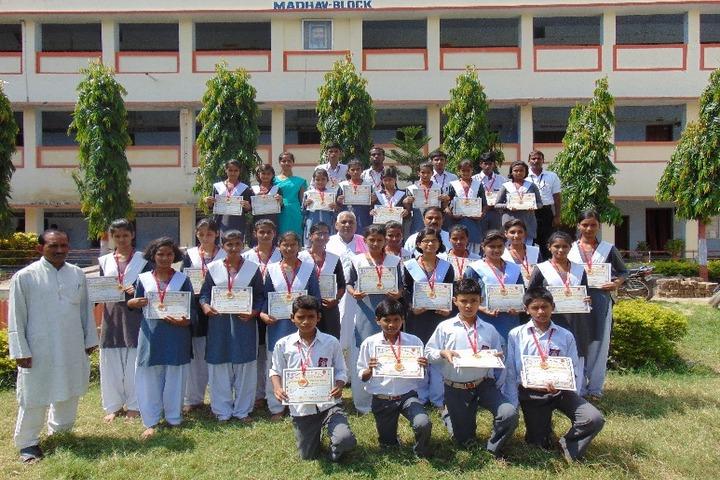 Saraswati Vidya Mandir-Medal Distribution
