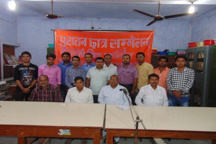 Saraswati Vidya Mandir-Meeting