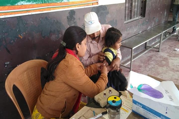 Sardar Patel Gurukul Academy-Deworming