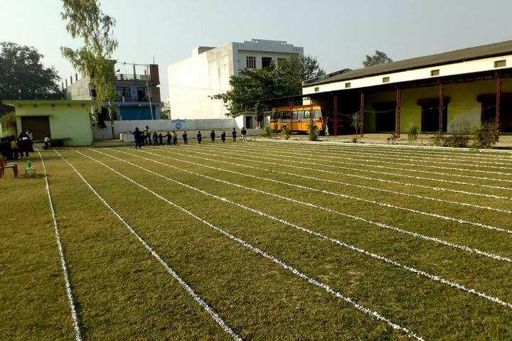 Sardar Patel Gurukul Academy-Playground
