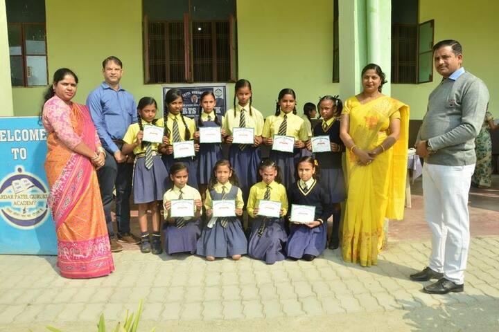 Sardar Patel Gurukul Academy-Prize Distribution