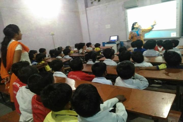 Sardar Patel Gurukul Academy-Smart Classes