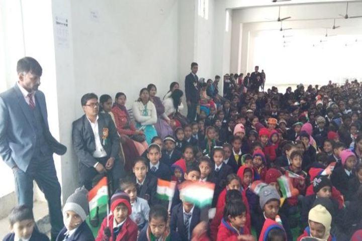Sardar Patel School-Independance Day