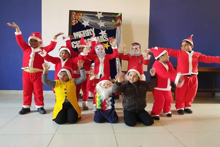 Sarv Sanskriti School-Christmas Celebrations