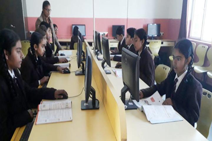 Sarv Sanskriti School-Computer Lab