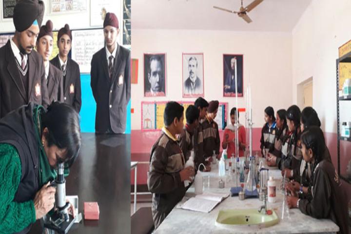 Sarv Sanskriti School-Lab