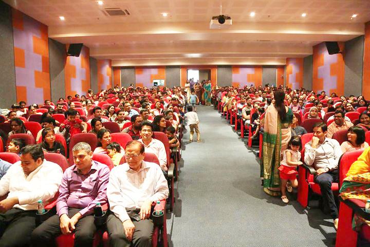 Sarvottam International School-Auditorium