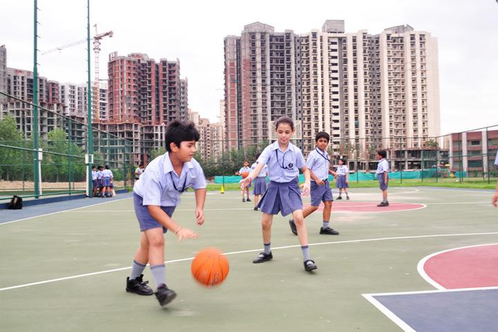 Sarvottam International School-Basket Ball