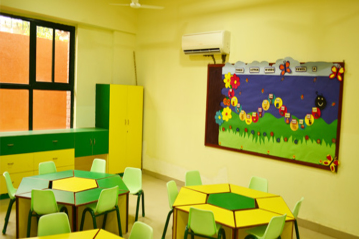Sarvottam International School-Classrooms 2