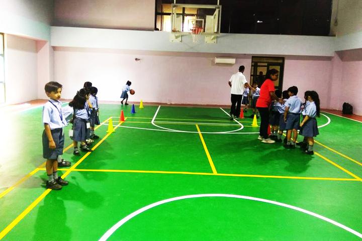 Sarvottam International School-Games