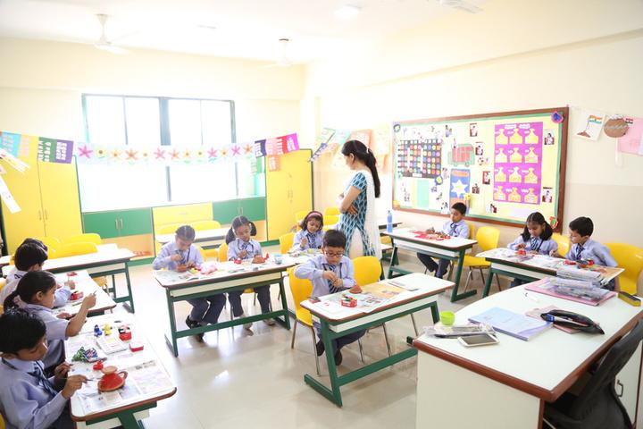 Sarvottam International School-Kindergarten