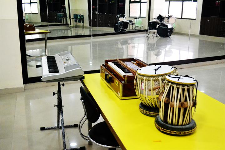 Sarvottam International School-Music Room