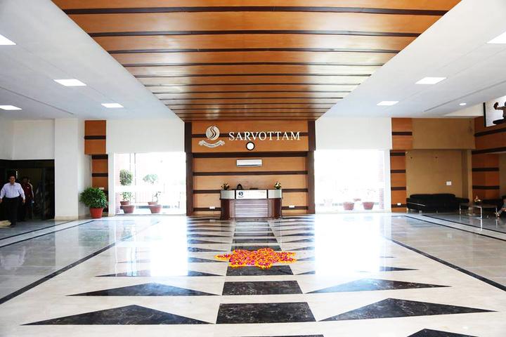 Sarvottam International School-Reception