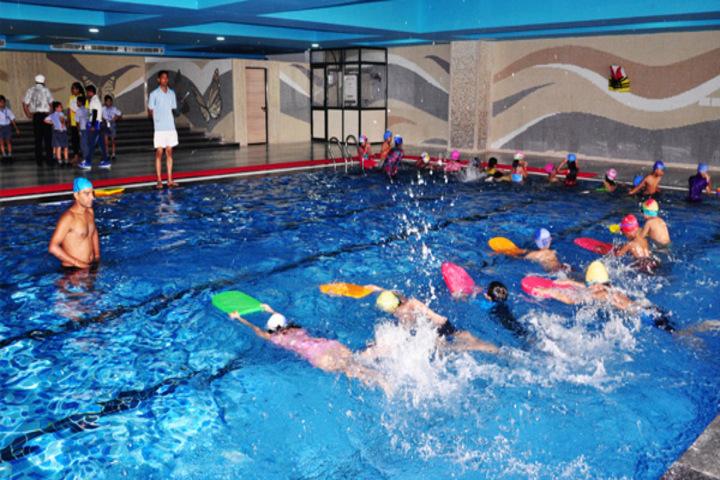 Sarvottam International School-Swimming Pool