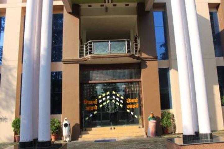 Satyawati Memorial Academy-Campus Entrance View
