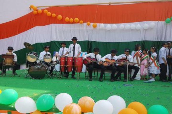 Satyawati Memorial Academy-Independence Day Celebrations
