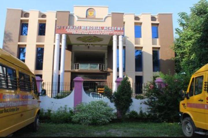 Satyawati Memorial Academy-Transport