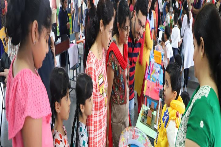 Gitanjali Devashray-Arts And Craft