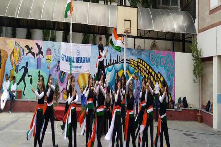 Gitanjali Devashray-Indepence Day