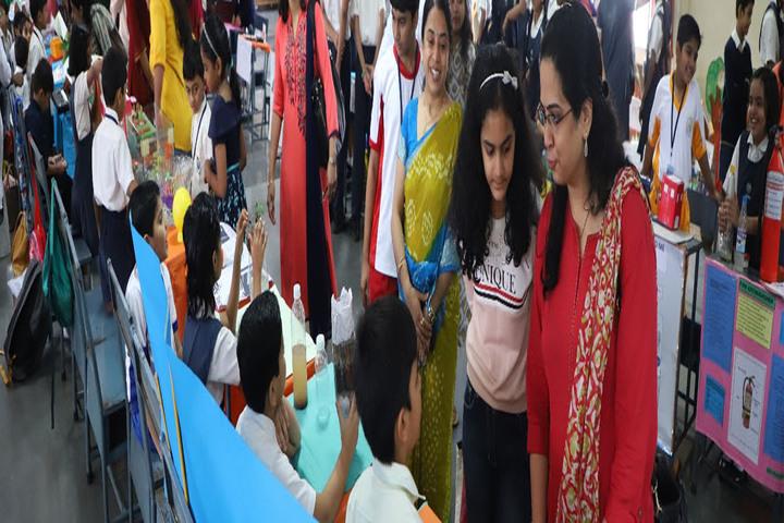 Gitanjali Devashray-Science Exhibition