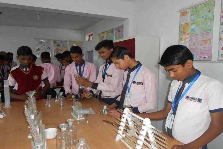 Sbt Public School-Chemistry Lab