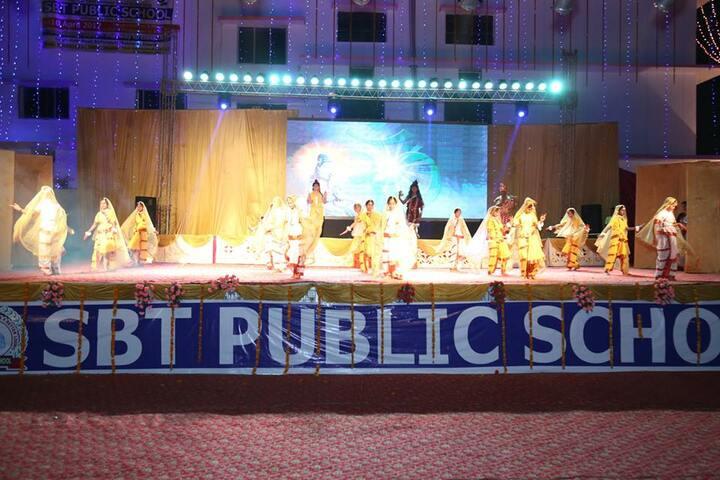 Sbt Public School-Events