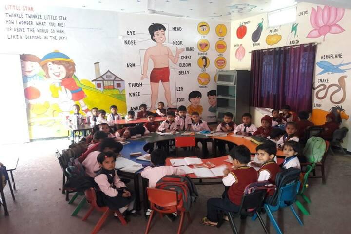Sbt Public School-Junior Wing