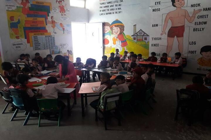 Sbt Public School-Kindergarten