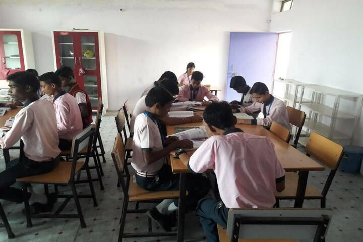 Sbt Public School-Library