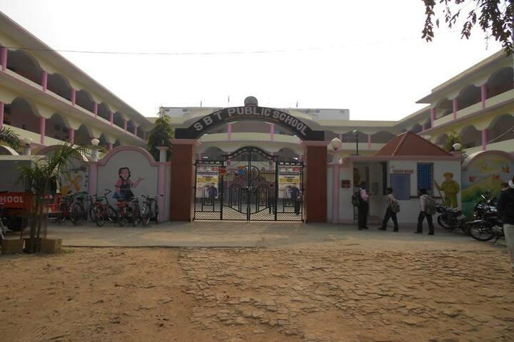 Sbt Public School-School Campus